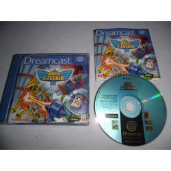 Jeu Dreamcast - Les Aventures de Buzz l'Eclair