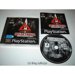 Jeu Playstation - Delta Force : Urban Warfare - PS1