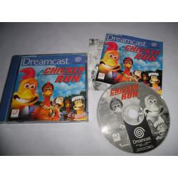 Jeu Dreamcast - Chicken Run