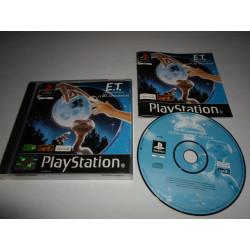 Jeu Playstation - E.T. L'Extra-Terrestre - PS1