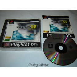 Jeu Playstation - Formula GP - PS1
