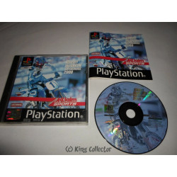 Jeu Playstation - Jeremy McGrath Supercross 2000 - PS1