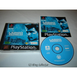 Jeu Playstation - Largo Winch : .//Comando Sar - PS1