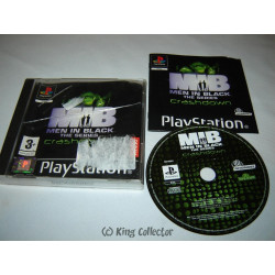 Jeu Playstation - Men In Black the series Crashdown - PS1