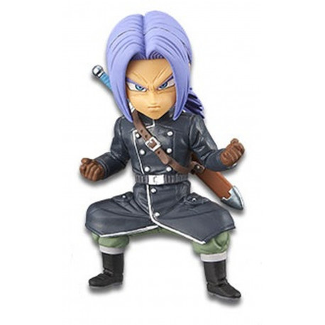 Figurine - Dragon Ball Heroes - WCF vol 1 - Xeno Trunks - Banpresto