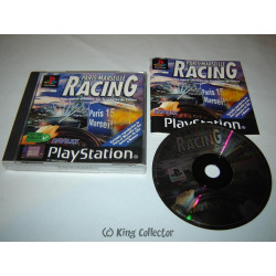 Jeu Playstation - Paris Marseille Racing - PS1