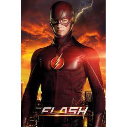 Poster - DC Comics - The Flash - Solo - 61 x 91 cm - GB eye