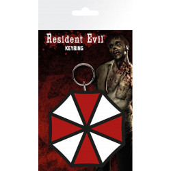 Porte-Clé - Resident Evil - Umbrella - GB Eye