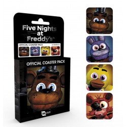 Sous-Verres - Five Nights at Freddys - Characters - GB Eye