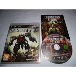 Jeu Playstation 3 - Front Mission Evolved - PS3