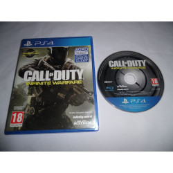 Jeu Playstation 4 - Call of Duty : Infinite Warfare - PS4