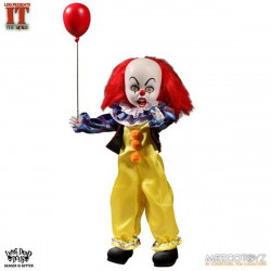 Figurine - Ca / It - Living Dead Dolls Pennywise - Mezco Toys