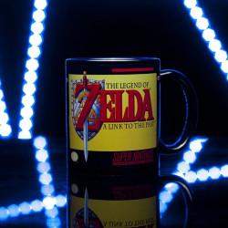 Mug / Tasse - Nintendo - The Legend of Zelda (Thermique) - Paladone Products