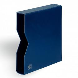 Etui de protection bleu pour reliure Optima G - Leuchtturm