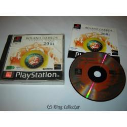 Jeu Playstation - Roland Garros - PS1