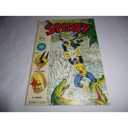 Comic - Spidey - No 42 - Lug / Semic - VF