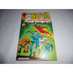 Comic - Nova - No 85 - Lug / Semic - VF
