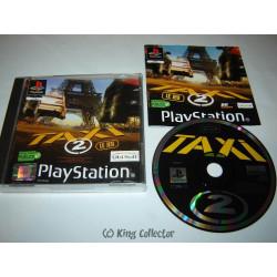 Jeu Playstation - Taxi 2 - PS1