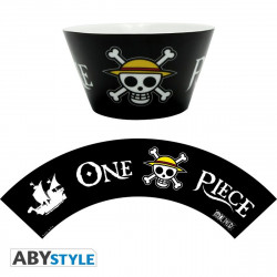 Bol - One Piece - Skull - 460 ml - ABYstyle