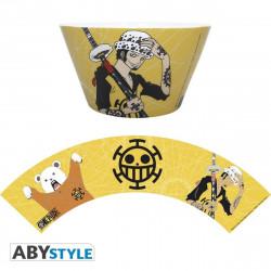 Bol - One Piece - Trafalgar & Bepo - 460 ml - ABYstyle