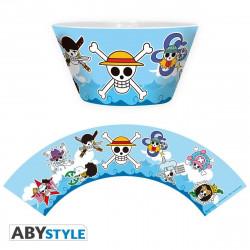 Bol - One Piece - Mugiwara Skulls - 460 ml - ABYstyle