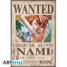 Poster - One Piece - Wanted Nami - 52 x 35 cm - ABYstyle