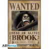 Poster - One Piece - Wanted Brook - 52 x 35 cm - ABYstyle