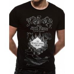 T-Shirt - Harry Potter - The Marauders Map - CID