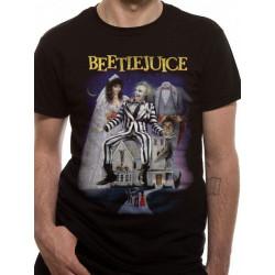 T-Shirt - Beetlejuice - Poster - CID