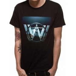 T-Shirt - Westworld - Vitruvian Woman - CID