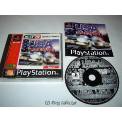 Jeu Playstation - USA Racing - PS1