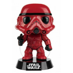 Figurine - Pop! Movies - Star Wars - Red Stormtrooper - Vinyl - Funko