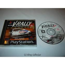 Jeu Playstation - V-Rally 2 SN - PS1