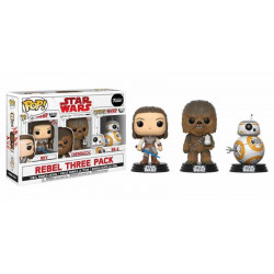 Figurine - Pop! Movies - Star Wars VIII - Rebel - Vinyl - Funko