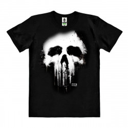 T-Shirt - Marvel - Punisher Skull - Logoshirt