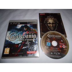 Jeu Playstation 3 - Castlevania : Lords of Shadow - PS3