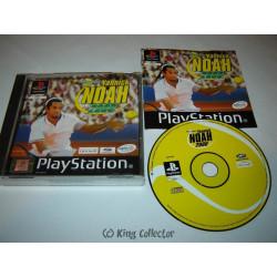Jeu Playstation - Yannick Noah 2000 - PS1