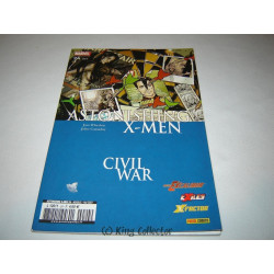 Comic - Astonishing X-Men - n° 24 - Civil War - Panini Comics - VF