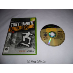 Jeu Xbox - Tony Hawk's Underground
