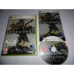Jeu Xbox 360 - Darksiders