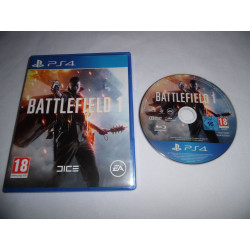 Jeu Playstation 4 - Battlefield 1 - PS4