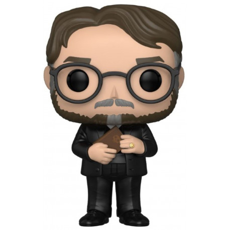 Figurine - Pop! Movies - La Forme de l'Eau - Guillermo Del Toro - Vinyl - Funko