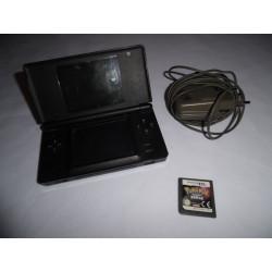 Console - Nintendo DS lite clair + chargeur + Pokémon Perle