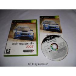 Jeu Xbox - Colin McRae Rally 2005