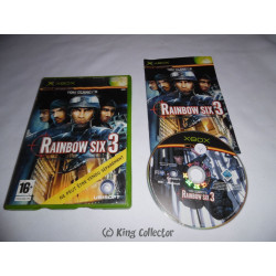 Jeu Xbox - Tom Clancy's Rainbow Six 3 (Bundle Copy)