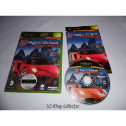 Jeu Xbox - Project Gotham Racing 2