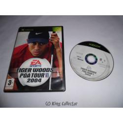 Jeu Xbox - Tiger Woods PGA Tour 2004