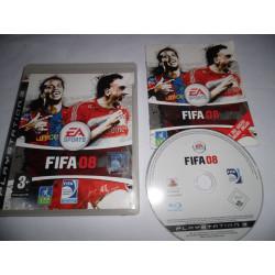 Jeu Playstation 3 - FIFA 08 - PS3