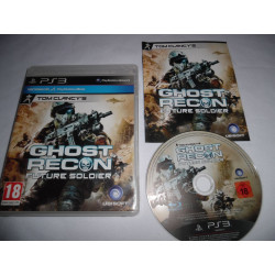 Jeu Playstation 3 - Tom Clancy's Ghost Recon : Future Soldier - PS3