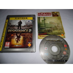 Jeu Playstation 3 - Resistance 2 (Platinum) - PS3